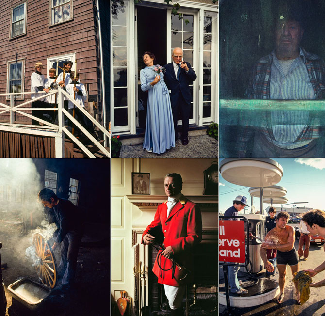 Photographs by Nathan Benn on view at the Cape Ann Museum 2017