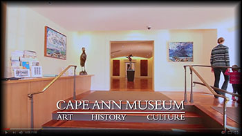 A Virtual Tour of the Cape Ann Museum