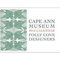 2016 Folly Cove Designers Birds Calendar