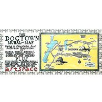Dogtown Mural Map