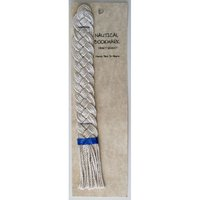 Fancy Sennit Nautical Bookmark