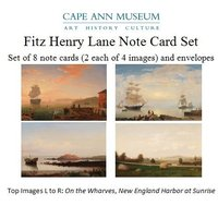 Fitz Henry Lane Note Card Set