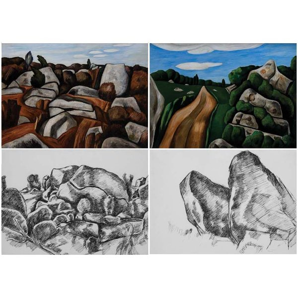 Marsden Hartley Notecards