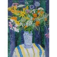 Nell Blaine Contemporary Realism Notecards