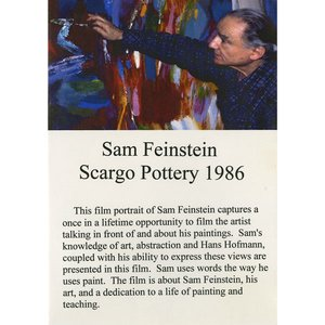 Sam Feinstein - Scargo Pottery 1986 (DVD)