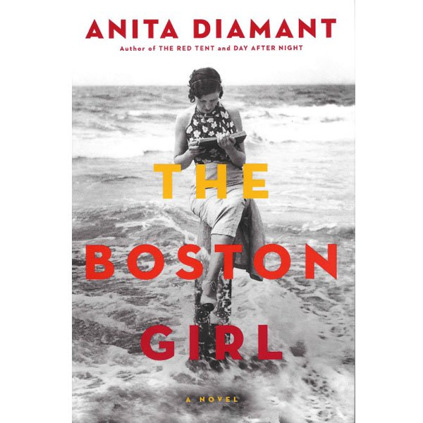 The Boston Girl - Autographed Copy