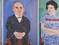 God Bless Art: The Portraits of Earle Merchant