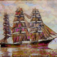 Ships at Sea: A Celebration of Cape Ann's Role in the Maritime Trades