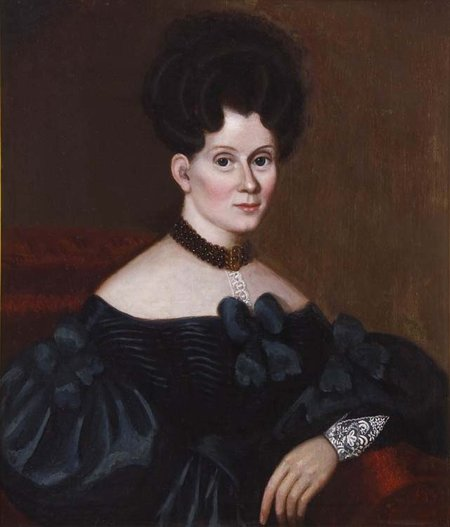 Hannah Fuller Smith Stanwood (1803-1834)