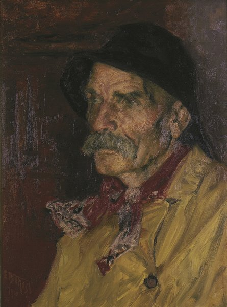 Portrait of a Fisherman