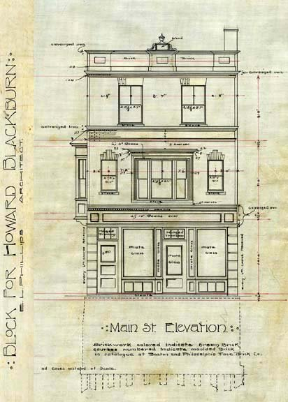 Phillips & Holloran Architectural Plans