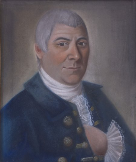 Portrait of Captain John Somes