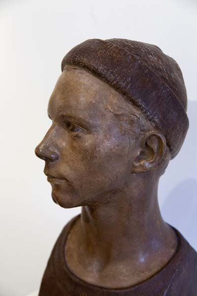 Head of a Finnish Boy