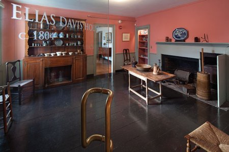 Captain Davis House - Interior