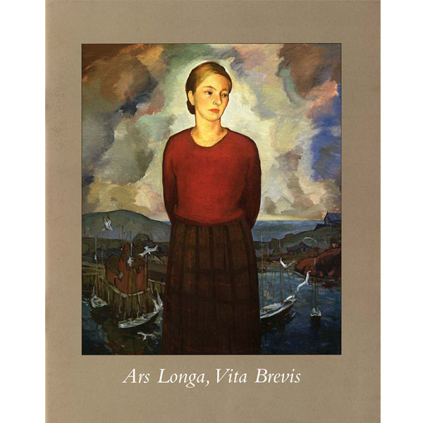 Margaret fitzhugh browne sixty years of portrait painting for Vita brevis ars longa tattoo