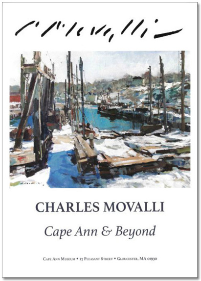 Charles Movalli: Cape Ann & Beyond exhibition catalog